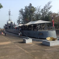 Photo taken at Royal Chumphon Ship by KissCaT C. on 1/1/2014