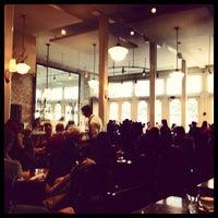 Photo taken at Annies Café & Bar by Esther v. on 3/11/2013