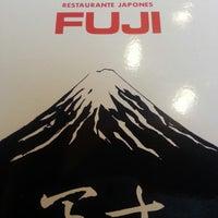 Photo taken at Fuji by Alejandra D. on 4/7/2013