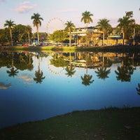 Photo taken at Lagoa da Pampulha by Emenson R. on 7/23/2013