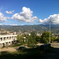 Photo taken at Università della Calabria - Unical by Nataly F. on 10/4/2012