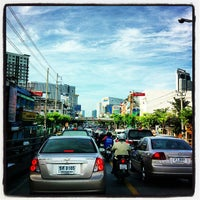 Photo taken at Ratchayothin Intersection by Chanawat P. on 10/5/2012
