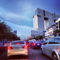 Photo taken at Ratchayothin Intersection by Chanawat P. on 8/10/2013