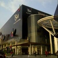 Photo taken at Trans Studio Mall (TSM) by KAHFI N. on 1/21/2013