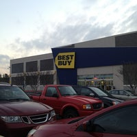Photo taken at Best Buy by Addie S. on 2/26/2013