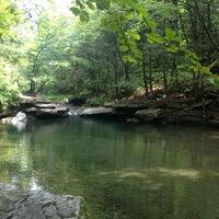 Photo taken at Peekamoose Mountain Blue Hole by Jason C. on 8/8/2013