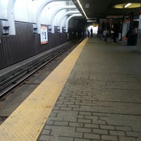 Photo taken at MBTA Ruggles Station by Rudyard M. on 4/13/2013