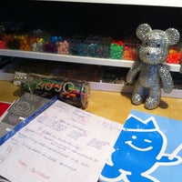 Photo taken at K-design store by Elise S. on 12/9/2012