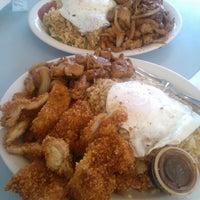 Photo taken at Hawaii BBQ Restaurant by Michelle C. on 11/23/2013