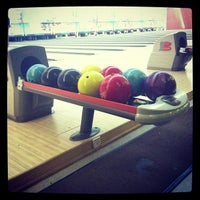 Photo taken at Westwood Bowl by Angela A. on 9/29/2012