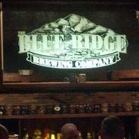 Photo taken at Blue Ridge Brewing Company by Tracy....mona on 12/3/2012