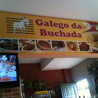 Photo taken at Galego Da Buchada by Wanderson M. on 4/21/2013