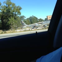 Photo taken at Mighty 8th Airforce Museum by Jared M. on 11/2/2012
