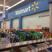 Photo taken at Walmart Supercenter by Rob S. on 10/7/2012