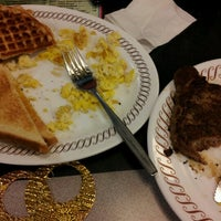 Photo taken at Waffle House by Diana D. on 11/17/2012