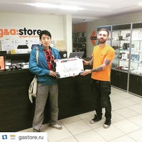 Photo taken at g&a:store by Stanislav E. on 6/19/2015