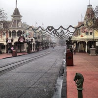 Photo taken at Main Street, U.S.A. by Jacob A. on 1/6/2013