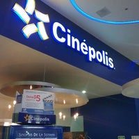 Photo taken at Cinépolis by Fernando B. on 3/24/2013
