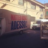 Photo taken at Teatro Brancati by Mauro C. on 11/3/2012