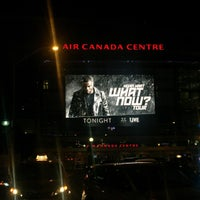 Photo taken at Air Canada Centre by Leo G. on 8/2/2015
