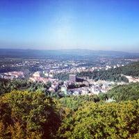 Photo taken at Rozhledna Diana by Олеся . on 9/7/2013