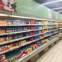 Photo taken at Carrefour Express by Anis T. on 11/26/2016