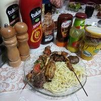 Photo taken at Güney Restoran by Ayşe G. on 5/31/2014