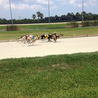 Photo taken at Daytona Beach Kennel Club and Poker Room by Jenny D. on 6/21/2014