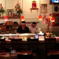 Photo taken at Banzai Sushi & Thai by Bill D. on 1/18/2013