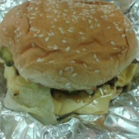 Photo taken at Five Guys by Mike T. on 10/13/2012
