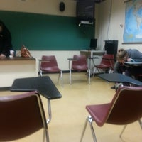 Photo taken at G-Wing :: Ramapo College by Briana P. on 2/6/2013