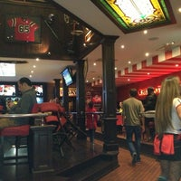 Photo taken at TGI Friday's by Maria C. L. on 3/27/2013