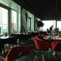 Photo taken at Aureole Fusion Restaurant & Lounge by Aidar Z. on 5/23/2013