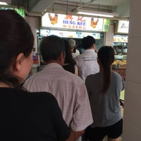 Photo taken at Heng Kee Curry Chicken Noodles by Calvin C. on 10/10/2015