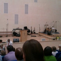 Photo taken at Церковь Филадельфия by Alexander A. on 5/5/2013