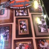 Photo taken at Bokamper's Sports Bar & Grill by Blas C. on 11/18/2012