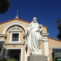 Photo taken at Our Lady of Mt. Lebanon by Johny B. on 9/30/2012