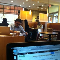 Photo taken at Panera Bread by Julie W. on 10/24/2012