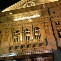 Photo taken at Teatro Colón by Joey L. on 6/16/2013