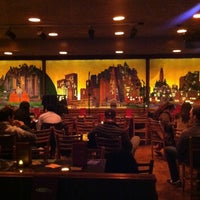 Photo taken at Punch Line Comedy Club by Reuben M. on 1/18/2013