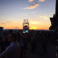 Photo taken at The Rooftop @ Coors Field by Maddison L. on 7/8/2017