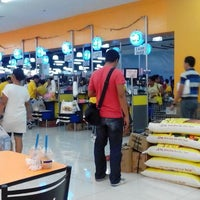 Photo taken at NCCC Mall Grocery by John Anthony B. on 10/31/2013