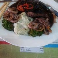 Photo taken at Leopold Café by Glen H. on 10/8/2012