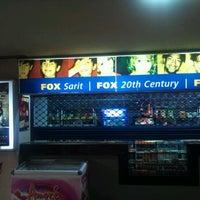 Photo taken at Fox Cineplex by Caleb K. on 10/4/2012