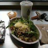 Photo taken at Chipotle Mexican Grill by Tyler R. on 3/12/2013