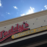 Photo taken at Teddy's Burger Joint by John K. on 7/15/2014
