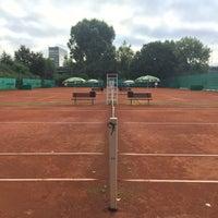 Photo taken at Tenis Baník Praha by Vláďa H. on 8/17/2016