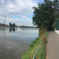 Photo taken at Tenis Baník Praha by Vláďa H. on 6/29/2016