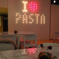 Photo taken at Pasta Lab by Florian K. on 2/12/2014