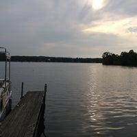 Photo taken at Edinboro Lake Resort by Kathleen T. on 8/22/2013